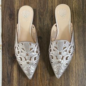 """Vince Camuto """"Meekel"""" Pointed Toe Mule   Size 9"""